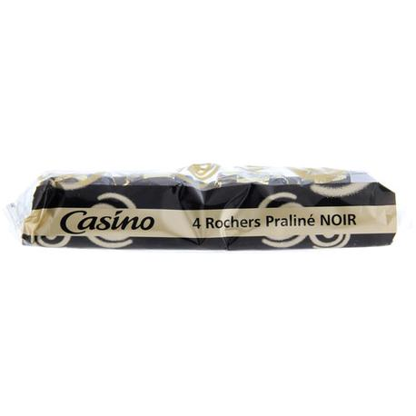 casino rocher praline noir