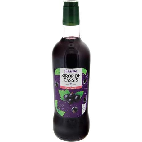Sirop Ps Cassis 70cl Co