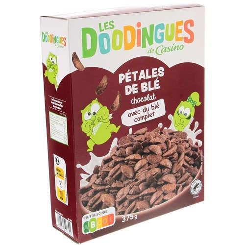 CHOCOLATE CORN FLAKES 375G