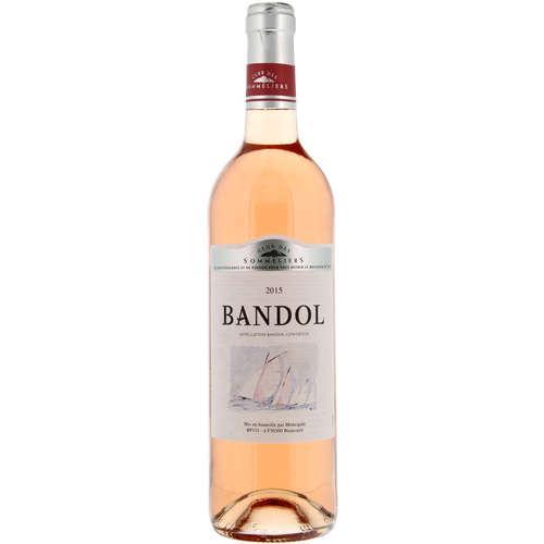 BANDOL ROSE 75CL